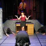 Joe Popp and Katie Castonguay in Jobsite's Pericles. (Photo by Brian Smallheer.)