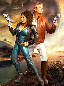 Return Forbidden Planet poster
