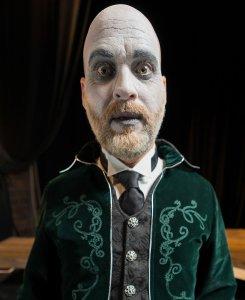 Jonathan Harrison in Jobsite's Shockheaded Peter. (Photo: James Zambon Photography)
