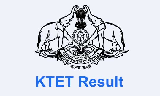 KTET Result 2016 Check Kerala TET Result, Merit List and Cut