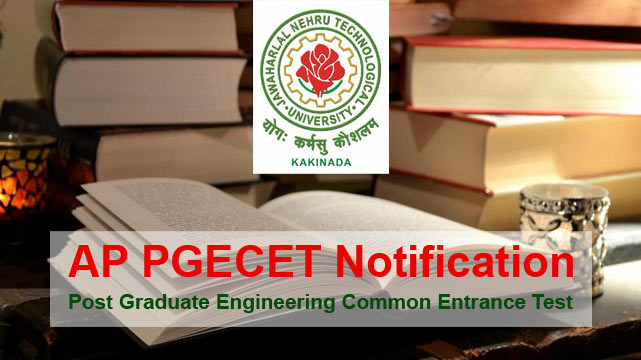 AP PGECET Online Registration Dates, Eligibility, Exam Pattern, Result