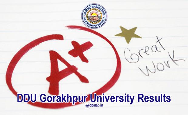 ddu-gorakhpur-university-results