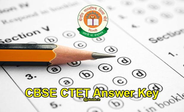 cbse-ctet-answer-key