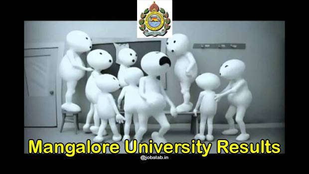 Mangalore University Results 2017 Declared UG PG Exam