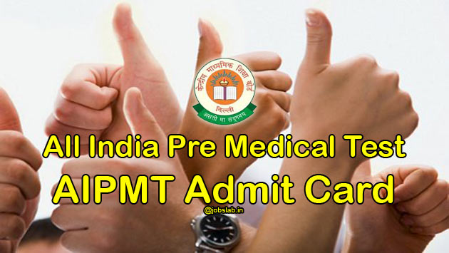 CBSE NEET Admit Card 2019 Download NEET 2019 Exam Hall Ticket