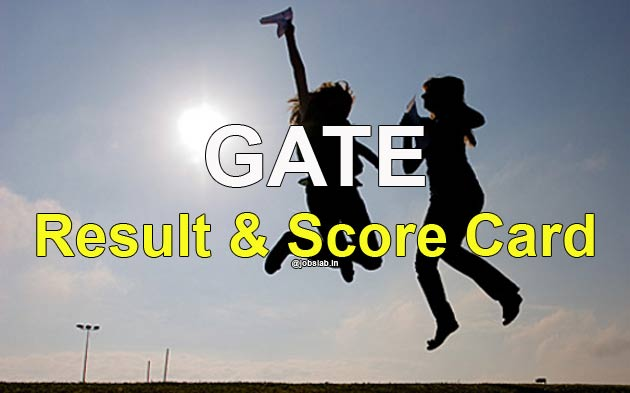GATE Result 2016: Download GATE Score Card, Check All India Rank