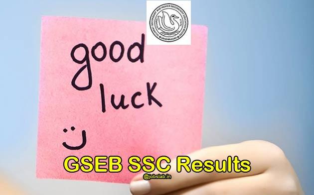 GSEB SSC Result 2019 Check Gujarat Board 10th Result