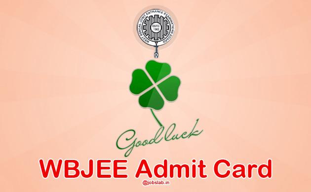 WBJEE Admit Card 2016 Download WBJEEM Hall Ticket
