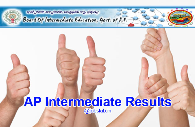 AP Inter Result 2016 for 1st and 2nd Year Exam declared