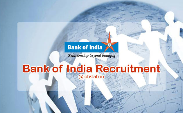 Bank of India Recruitment 2016 - Apply for 517 Officer Posts