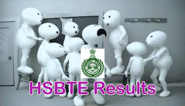 HSBTE Result Declared - Check Haryana Diploma Result online