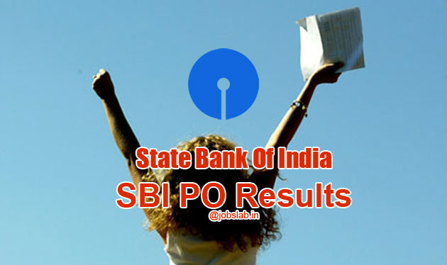 SBI PO Result 2016 - Score Card and Cut Off Available Here