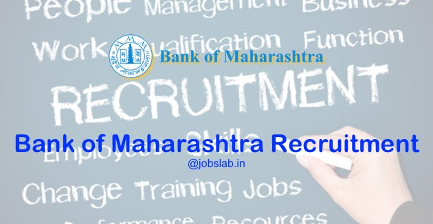 Bank of Maharashtra Recruitment 2016 Apply for 1315 Officer & Clerk Posts