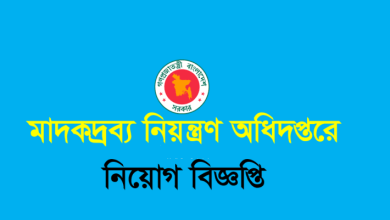 Photo of Narcotics Control Bureau Job Circular 2019