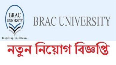 Photo of BRAC University Job Circular 2020