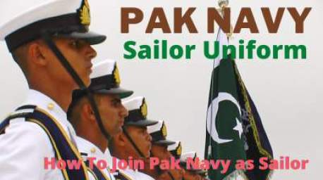 Pak navy Sailor Uniform