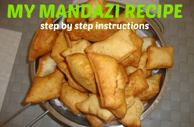 my mandazi recipe