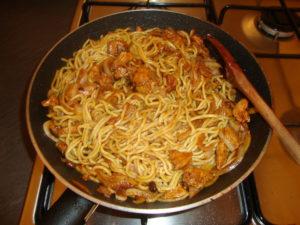 simple pork stir-fry recipe