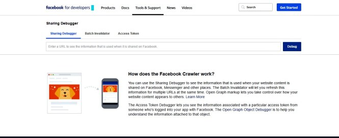 how to make your blog post images to appear on facebook