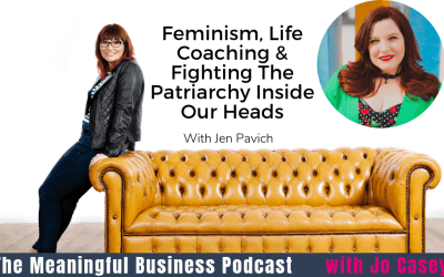 Jen Pavich – Feminist Life Coach