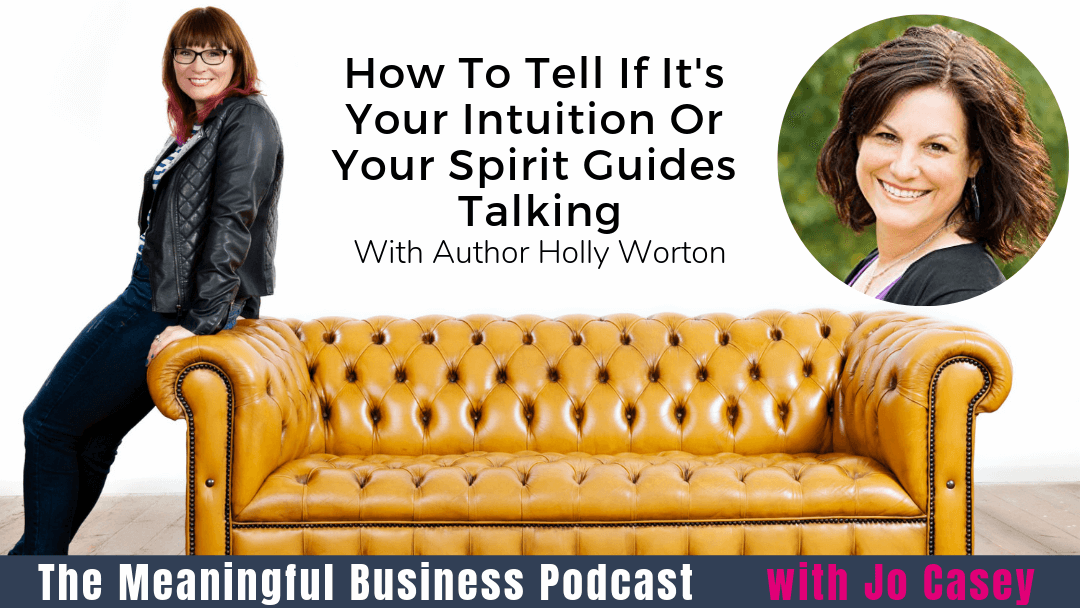 Holly Worton spirit guides