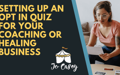 How To Create A Quiz As Your Opt In