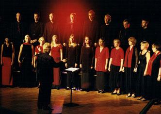 Vocal Arts Ensemble of Sweden