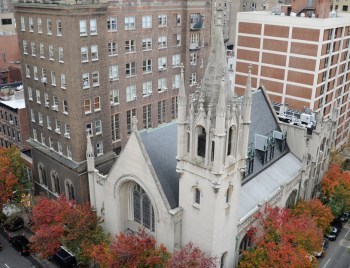 MADISON AVENUE PRESBYTERIAN CHURCH OF NEW YORK CITY