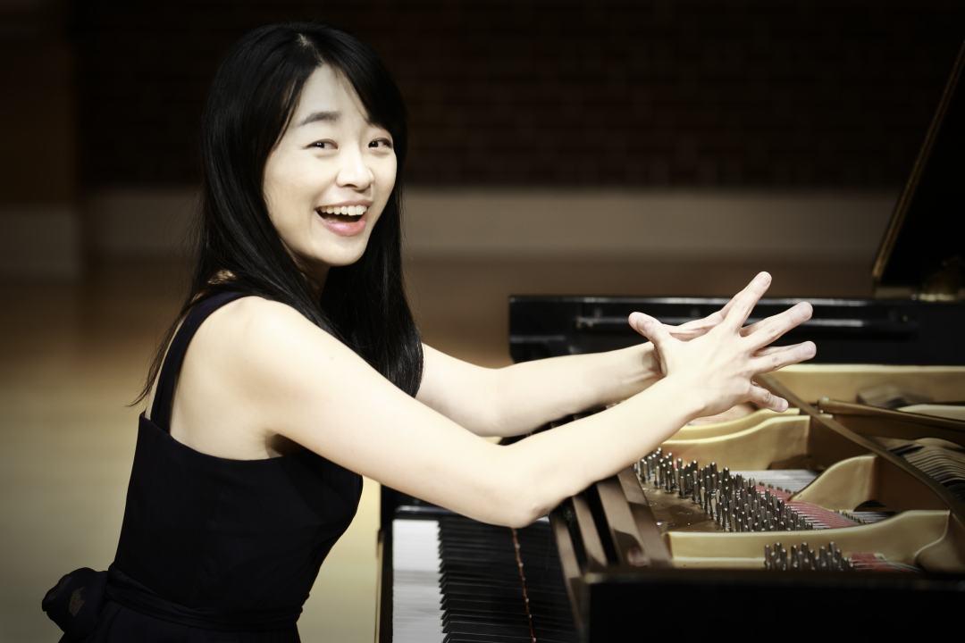 ETUDE FANTASY FOR PIANIST JIHYE CHANG | Jocelyn Hagen