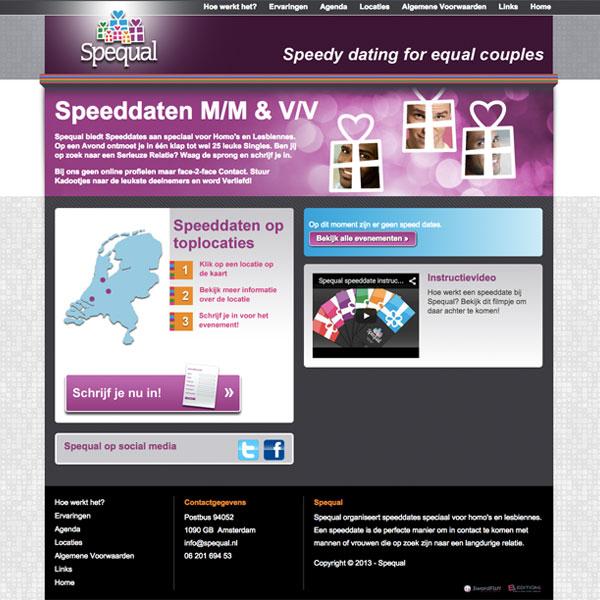 Spequal website
