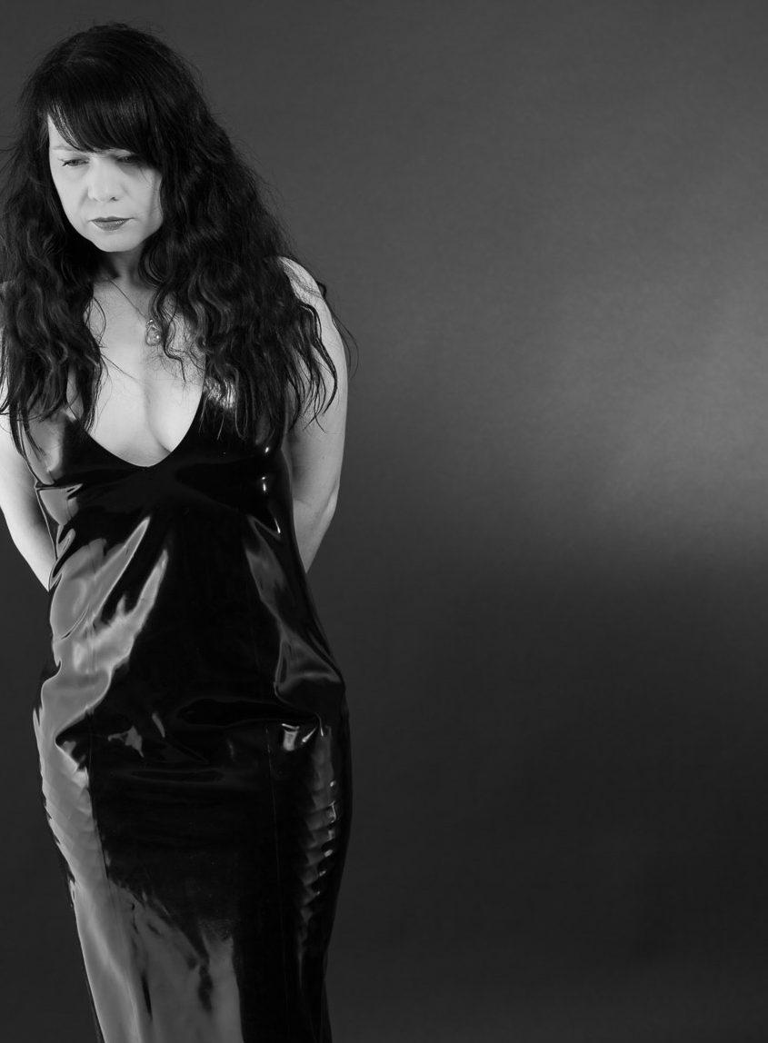 Stephanie – Latexkleid