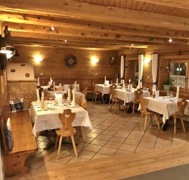 Dolomiten Restaurant & Genusshotel Jochgrimm Stube Wastl
