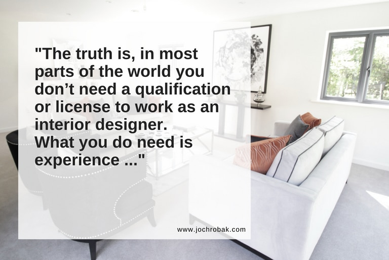 What should you major in to become an interior designer for Should i become an interior designer