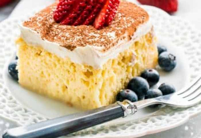 Tres Leches Cake Jo Cooks
