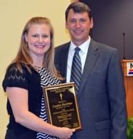 Cynthia Hutchings Award Winner
