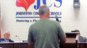 School Board Meeting 6-11-15