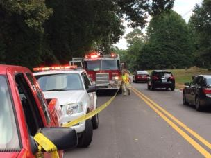 Accident NC 42 West 2 8-17-15