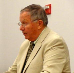 Smithfield Planning Director Paul Embler