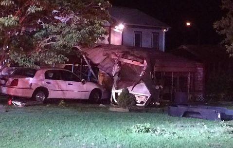 Accident Corbett Rd 2