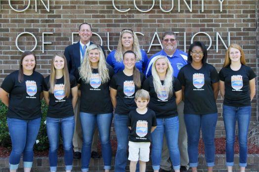 JCS Princeton Softball Team