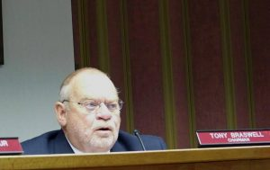 Tony Braswell, Chairman of the Johnston County Board of Commissioners, thanked his fellow commissioners, staff, and county manager Rick Hester for the hard work on the $211 million 2016-17 fiscal year budget that was adopted Monday.