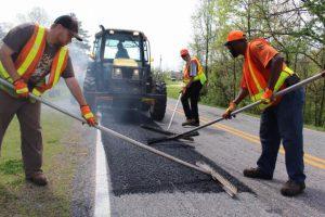 DOT Potholes