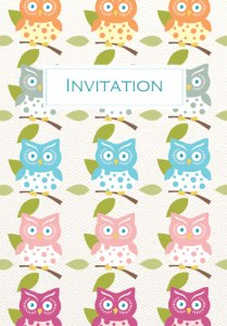 Adult Invitations - 8 postcards with envelopes - £3.99