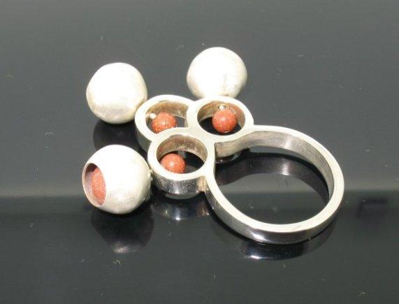 Lazer Welded Rattle Ring