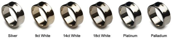 white golds