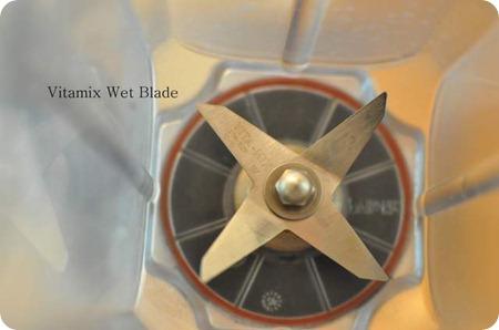 Vitamix wet blade