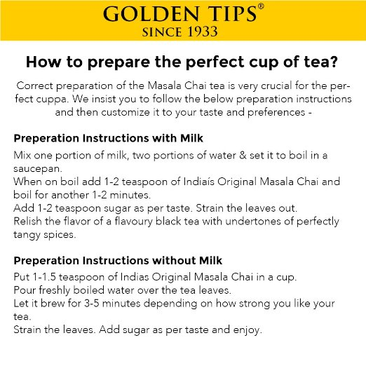 how to make masala chai