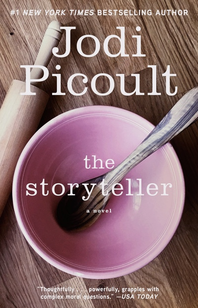 Jodi Picoult      The Storyteller Buy the book