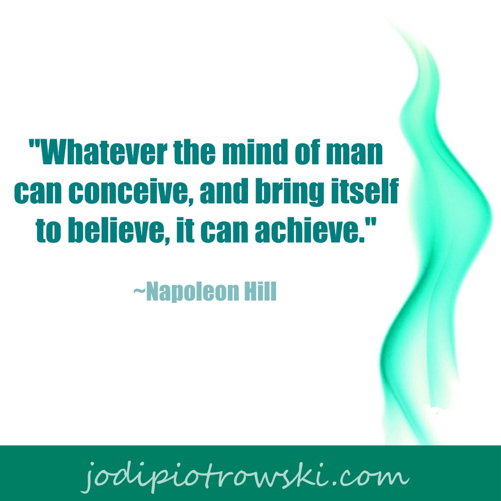 whatever the mind of man can conceive and bring itself to believe _ facebook page