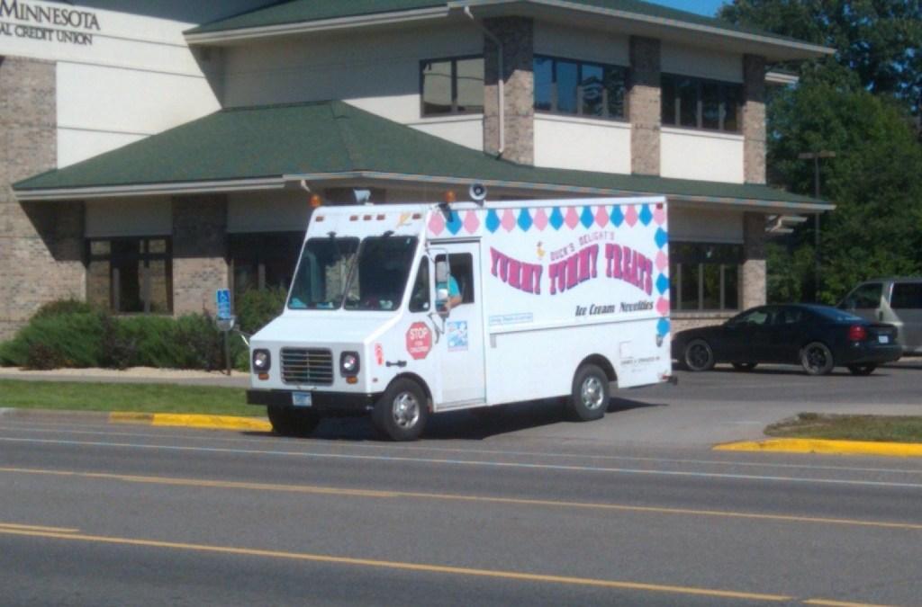 The Elusive Ice Cream Truck